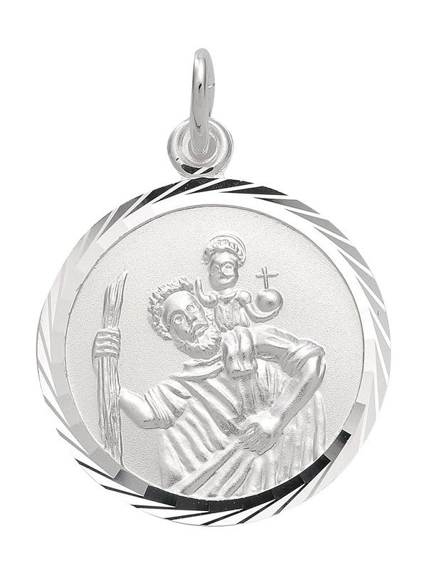 Christopher hanger zilver
