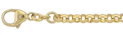 jasseron armband goud
