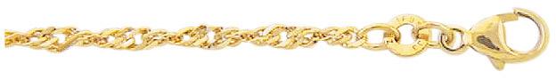 singapore armband goud