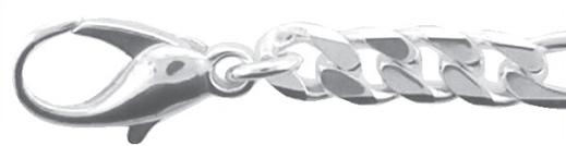 figaro collier zilver