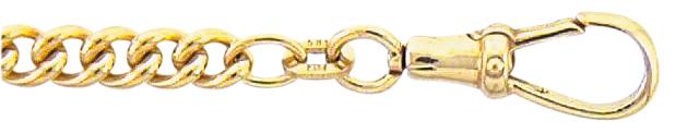 rond gourmet horloge gouden collieren
