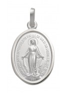 Milagrosa zilveren medaille
