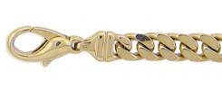 plat gourmet armband goud