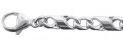 fantasie collier zilver